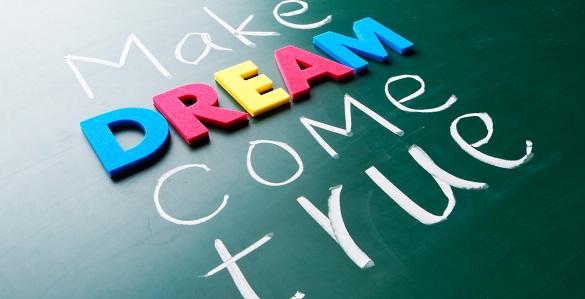 Bekerja keras untuk impianmu