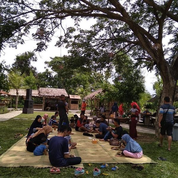 Kampoeng Mataraman - Pict by IG Kampung Mataraman