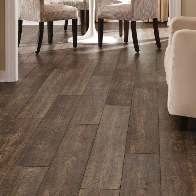 alternatif yang mau punya lantai kayu, cara pasangnya juga mudah