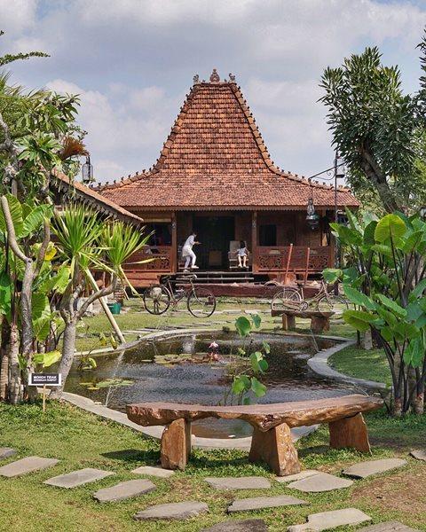 Wedang Kopi Prambanan - Pict by IG Cerima Makan