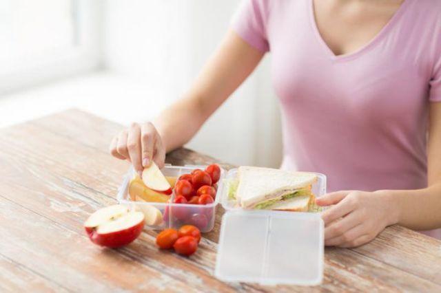 Nafsu makan saat haid