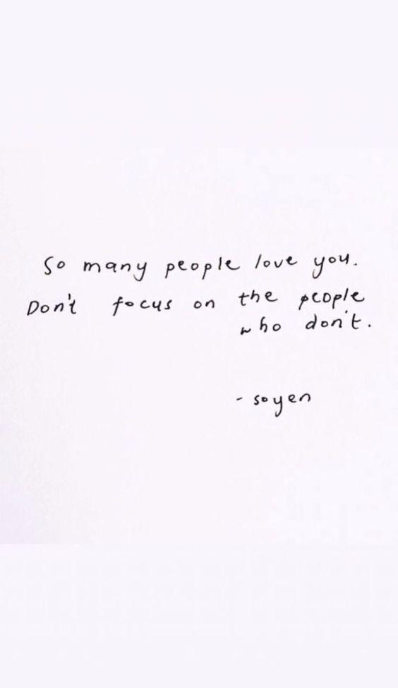 Banyak yang mencintaimu