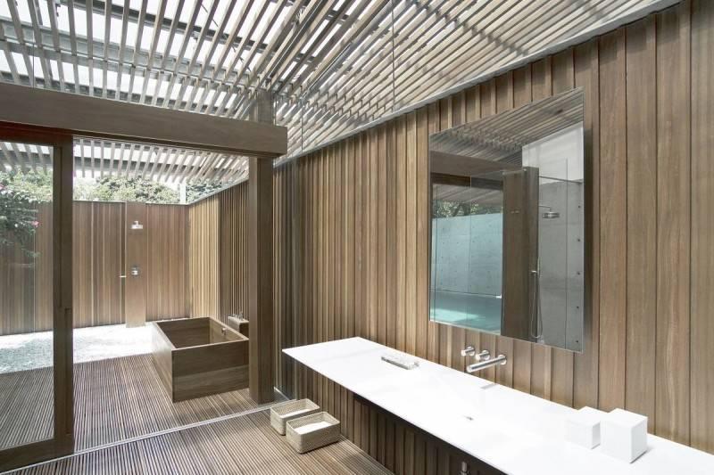 Inspirasi Desain Cermin Kamar Mandi Super Keren untuk Kamu ...